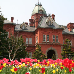 Former Hokkaido Government Office Building (Old Redbrick)